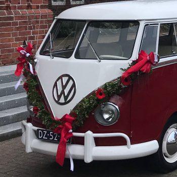 VW Bulli T1 Rot Weiss Volkswagen Selbst fahren