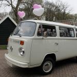 HochzeitsAuto VW T2 Bulli Mieten in komplett Weiss in 49824 Emlichheim