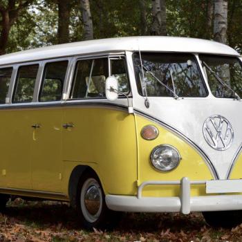 Hochzeitsbulli mieten Nostalgie pur mit dem Volkswagen T1 Bulli in Reasfeld
