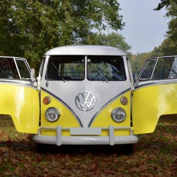 Hochzeitsbulli mieten Nostalgie pur mit dem Volkswagen T1 Bulli in Salzbergen