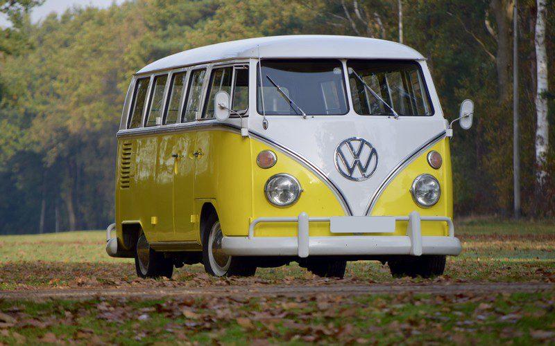 Hochzeitsbulli mieten Nostalgie pur mit dem Volkswagen T1 Bulli in Schermbeck