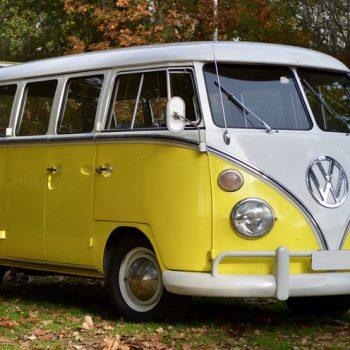 Hochzeitsbulli mieten Nostalgie pur mit dem Volkswagen T1 Bulli in Wettringen