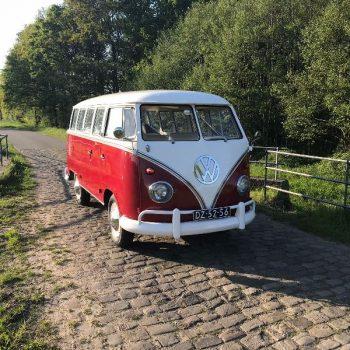 Oldtimer Bus aus dem 60-er Jahren