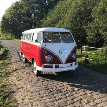 Oldtimer Bus aus dem 60-er Jahren in 45721 Haltern am See
