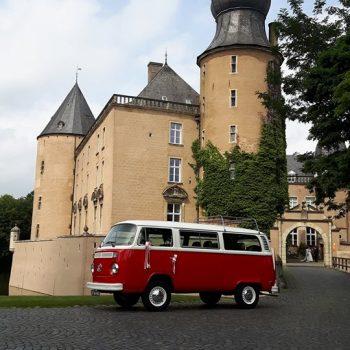 VW T2 mieten zum selbst fahren in Melle Niedersachsen