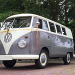 T1 Volkswagen Dunkel Grau aus 1962