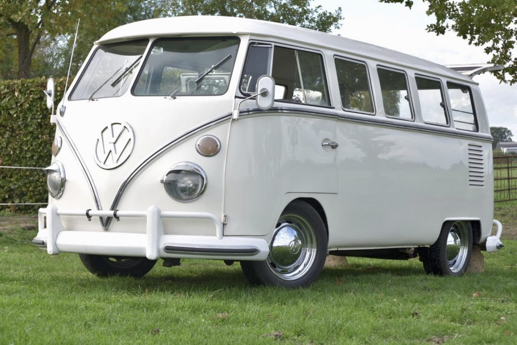 Volkswagen T1 Bulli farbe Weiss