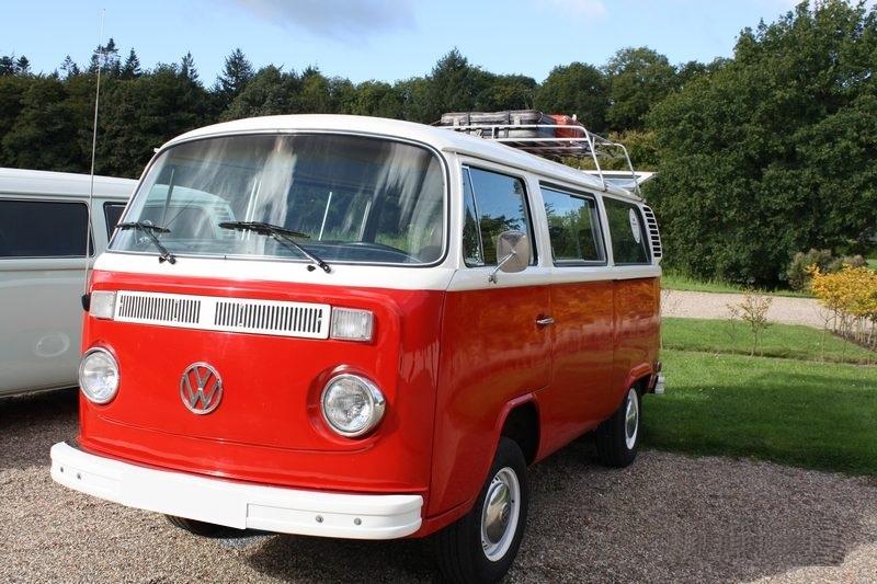 HochzeitsBulli mieten VW T2b Red Princess aus 1978 in Telgte Niedersachsen